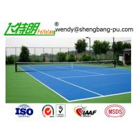 Wholesale Recycled Basketball Sport Court Surface Gym Floor Coating Tennis Court coating Painting from china suppliers