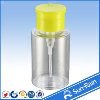 Wholesale SGS china 33/410 plastic pp nail polish pumps with 180ml bottle from china suppliers