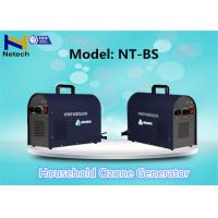 Buy cheap 110V / 60HZ Portable Household Ozone Generator For Air Water Sterilizer from wholesalers