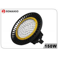 Wholesale Dimmable 150 w UFO high bay fluorescent light fixtures Warehouse Replacement from china suppliers