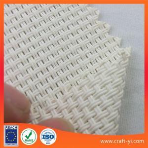 Quality white color solar sunshade fabric Textilene solar screens for sale