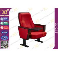 Wholesale Chinese Carst Iron Meeting Room Seating / Lecture Hall Chairs With Speaker from china suppliers