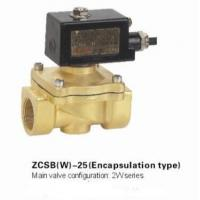 Wholesale Brass Explosion Proof Solenoid Valve , Solenoid Gas Valve Low Voltage from china suppliers