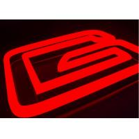 Quality Customized Acrylic Illuminated LED Neon Signs Vintage For Decorating Shops for sale