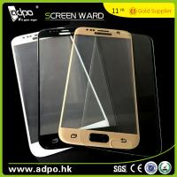 Buy cheap 3D Full Cover Tempered Glass Screen Protector for Samsung galaxy s7 from wholesalers