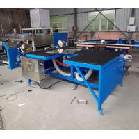 Wholesale Semi-Automatic Horizontal  Low-E Glass Edge Deleting Machine from china suppliers