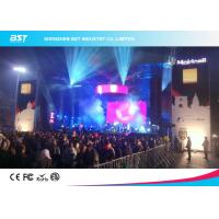 Wholesale High Resolution P10 Outdoor Led Curtain Rental Full Color Led Display For Advertising from china suppliers