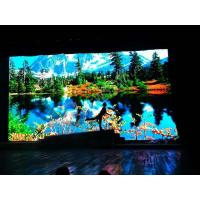 Wholesale Full Color Advertising HD LED Display Panel , Stage Led Screen Pixel Pitch 6.25mm from china suppliers