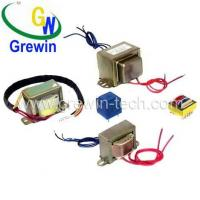 Wholesale EI Core Low Frequency Transformer for PCB Mounting from china suppliers