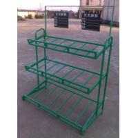 Wholesale Custom Three Tier Floor Steel Display Stands for Snack Food 10-100kgs from china suppliers