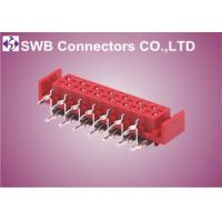 Wholesale Board To Board 1.27 Mm Pitch Idc Connector For Storage Crimp Style from china suppliers