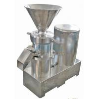 Wholesale peanut colloid mill/nut butter making machine/sesame colloid mill with the best price sale from china suppliers
