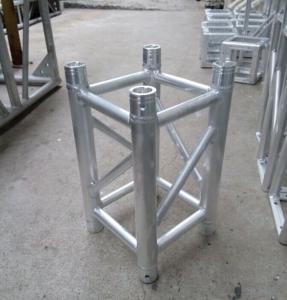 Wholesale 0.5m Spigot Aluminum Spigot Stage Truss 50mm Diameter Tube from china suppliers