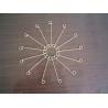 Buy cheap Hot dipped galvanized u Pvc coated u type wire/Galvanized u type wire from wholesalers