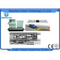 Wholesale Fix Type UVSS Under Vehicle Inspection Surveillance Camera System For Hotel Prison from china suppliers