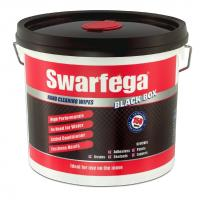 Buy cheap Swarfega® Black Box®  Heavy duty trade wipes to remove paints, seam sealers and resins from wholesalers
