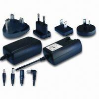 Buy cheap Switching Power Supplies, 12V DC/1,250mA, Interchangeable Power Supplies, UL, GS, FCC, CE, SAA from wholesalers