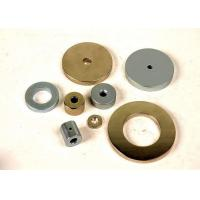 Wholesale Ring Round Shaped SmCo Magnets With Hole 1.05 Relative Permeability from china suppliers