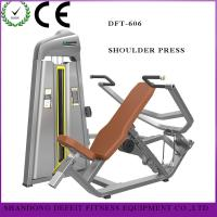 Wholesale Commercial Gym Equipment Body Building Should Press Gym Machines from china suppliers