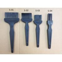 Quality Balck Cleanroom Antistatic ESD Plastic Brush for sale