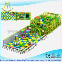 Wholesale Hansel childrens indoor play equipment  childrens playhouses  infant toddler playground equipment amusement park from china suppliers
