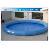 Wholesale Safety Round Children Big Inflatable Swimming Pool For Funny Water Game from china suppliers