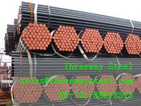 Buy cheap seamless carbon steel pipe,API 5L Grade.B steel pipe line,seamless steel pipe from wholesalers