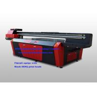 Wholesale CE Flatbed UV printer  Wide Format 2500 x 1300 mm With Ricoh GEN5 Print Head from china suppliers