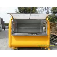 Wholesale 220-240V Vending Food Mobile Food Carts Drop - Leaf plates At Serving Window from china suppliers