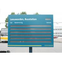 Wholesale HD Energy Saving Bus LED Display For BUS Station Passenger Information Display from china suppliers