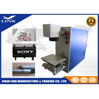 Wholesale High Speed Portable Fibre Laser Marking Machine Max 30W With Aluminum Up Down Platform from china suppliers