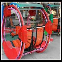 Wholesale Interesting public games for child and adults fun electric control happy car from china suppliers