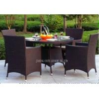 Wholesale Outdoor / Indoor Rattan And Wicker Furniture Sets , Garden Furniture Sets from china suppliers