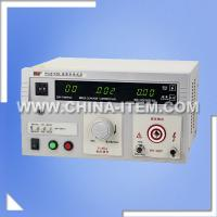 Wholesale 220V AC Withstand Voltage Tester / AC Hipot Tester Meter 5kV Safety from china suppliers