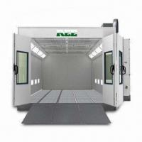 Wholesale Industrial Spray Booth with Imported Advanced Foreign Technology from china suppliers