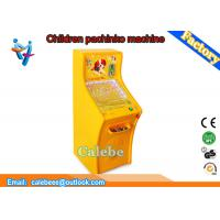 Quality Mini coin operated kids game machines Vending machine arcade for sale
