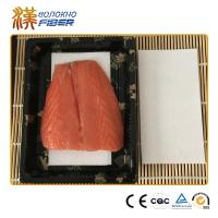 Wholesale 80gsm Meat Packaging Disposable Absorbent Pads White Color Airlaid Paper from china suppliers