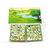 Wholesale TrendyMagnetic Kids Toys, Magnetic Puzzle DIY Toy with Printing Paper, EVA, cardboad from china suppliers