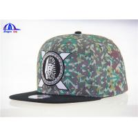 Wholesale 6 Panel Sublimation Logo Snapback Baseball Caps from china suppliers
