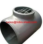 Wholesale ASTM A182 304L Barred Tee from china suppliers