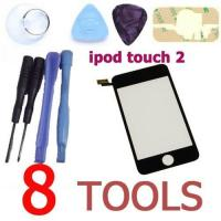 Wholesale Touch Screen glass Digitizer panel For ipod touch 2nd 2 Gen 2G replacement repair parts from china suppliers