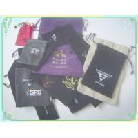 Wholesale Drawstring jewelry bag,  customized jewelry gift bags, drawstring bags from china suppliers