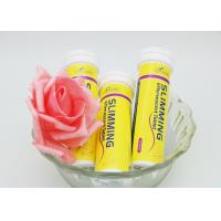 Healthy Slim Fizz Tablets / Weight Loss Effervescent Tablets With Samples