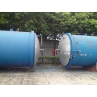 Wholesale Food Rubber AAC Autoclave Pressure Vessel For Chemical , High Pressure from china suppliers