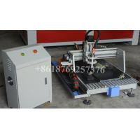 Wholesale High Precision Gantry Wood Carving CNC Router Desktop Z Axis DSP Controller from china suppliers