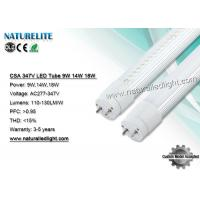 Wholesale No RF Interference CSA 347V Led Tubes Lights , Led Office Lighting,Public Places from china suppliers