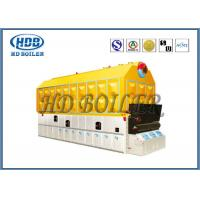 Wholesale Biomass Fired Wood Burning Steam Boiler Fire / Water Tube High Pressure from china suppliers