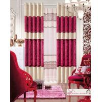 Wholesale Colorful Wide Modern Ready Made Blackout Curtains Csutom Room Divider Curtain from china suppliers