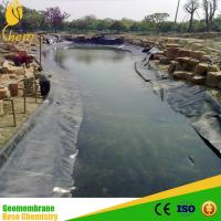 Wholesale HDPE geomembrane for landfill, 1mm thickness from china suppliers