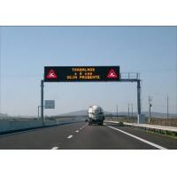 Wholesale Single Chip 1R1W IP65 Speed Limit Led Display Traffic Signs Controlled by PC from china suppliers